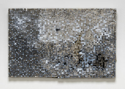 Sean Healy, 'Black and Gold Static', 2018-2019