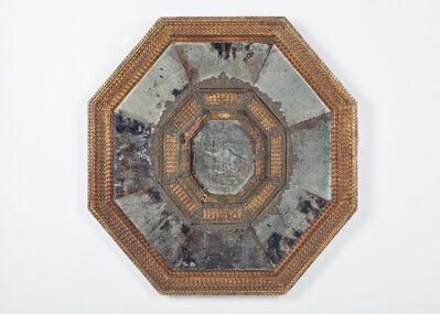 Maison Jansen, 'Pair of Rare Spanish Octagonal Mirrors', ca. 1965