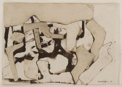 Conrad Marca-Relli, 'Untitled', 1973