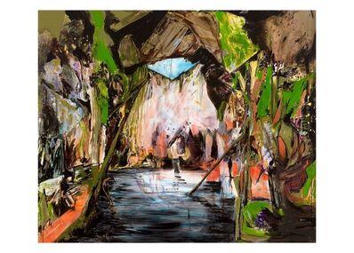Hernan Bas, 'Wash Up (Cave of Enlightenment) *', 2013