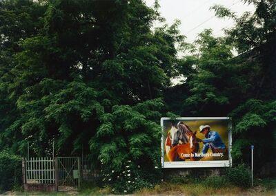 Max Regenberg, 'Ohne Titel # 2000, L.B.:System Köln-Deutz', 2000
