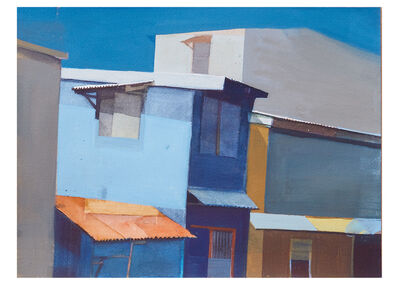 Suhas Bhujbal, 'A Quiet Town #181', 2019