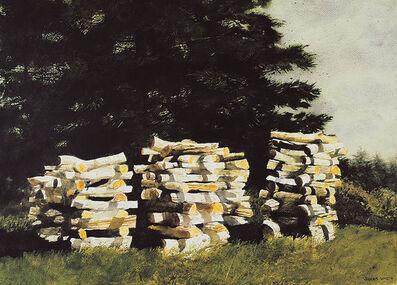 Jamie Wyeth, 'Half Cord', 1974