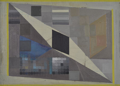 Constantin Flondor, 'The Presence of the Rhombus', 1967
