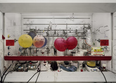 Thomas Struth, 'Chemistry Fume Cabinet, The University of Edinburgh', 2010