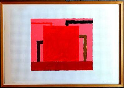 Peter Halley, 'Core', 1991