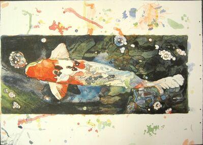Joseph Raffael, 'Summer Passage 30/32'