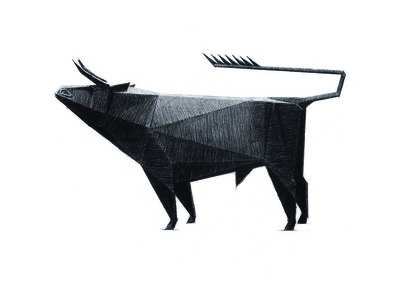 Terence Coventry, 'Bull', ca. 2008