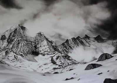 Henrietta Harris, 'Mountains 1', 2016