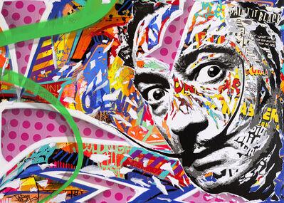Jo Di Bona, 'Dali Graffitti', 2020