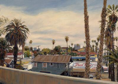 Suong Yangchareon, 'East Hollywood Rooftops', 2015