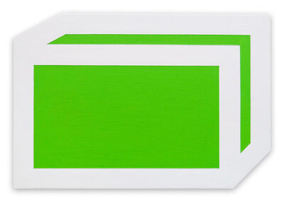 Brent Hallard, 'Mailer Green', 2010