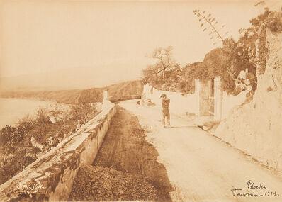 Wilhelm Von Gloeden, 'Giovane siciliano, Taormina', ca. 1914