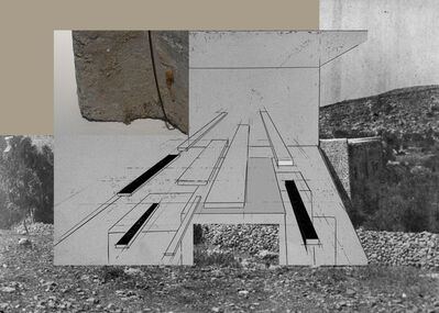 Hazem Harb, 'Archaeology of Occupation series #2', 2015