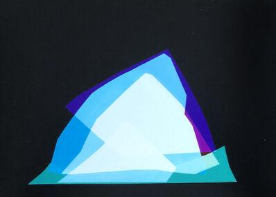 Liz Nielsen, 'Mountain Shapes II', 2019