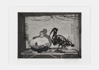 William Kentridge, 'Carnets d'Egypte', 2010