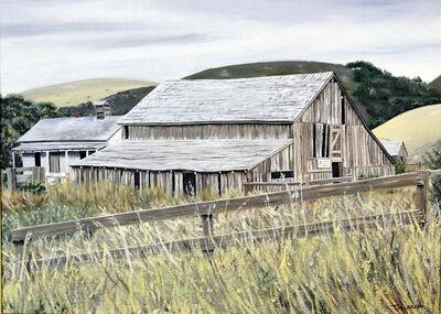 James Torlakson, 'Coastal Farm Landscape.', 1972