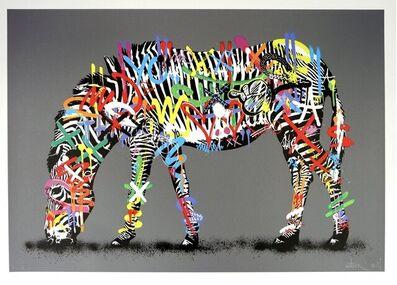Martin Whatson, 'Zebra', 2014