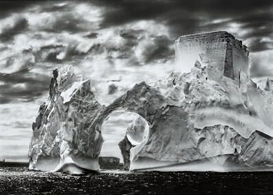 Sebastião Salgado, 'Iceberg between the Paulet Island and the South Shetland Islands, Antarctica', 2005-printed later