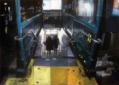 Jeff Cohen, '23rd Street Station', 2019