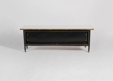 Jacques Adnet, 'Rare Bar Cabinet', Mid 20th Century