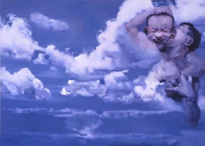Yang Shaobin 杨少斌, 'Agitated clouds 2006'