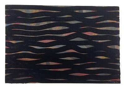 Sol LeWitt, 'Horizontal Brushstrokes', 2005