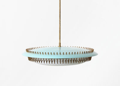 Angelo Lelii, 'Ceiling lamp model 12697 by Angelo Lelii', 1950-1959