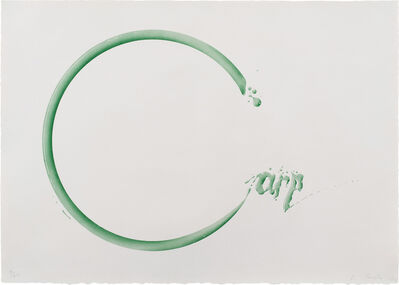 Ed Ruscha, 'Carp (E. 10)', 1969