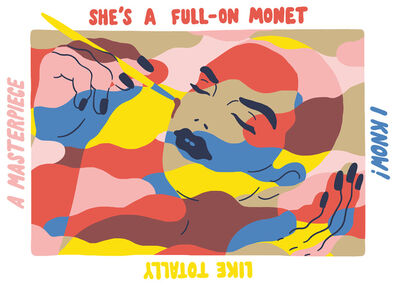 Sara Andreasson, 'Full-on Monet', 2016