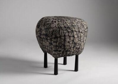 Ayala Serfaty, 'Rapa Series: Shastool Amaro, Contemporary Handmade Stool', Israel-2019