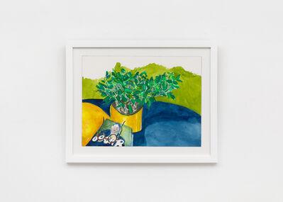 Charlie Scheips, 'Gardenia, East End Avenue (Oscar Wilde) ', 2019