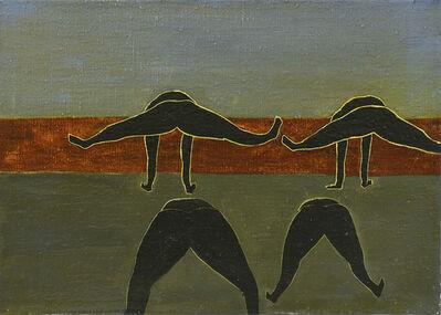 Rosa Loy, 'Turnen', 2020