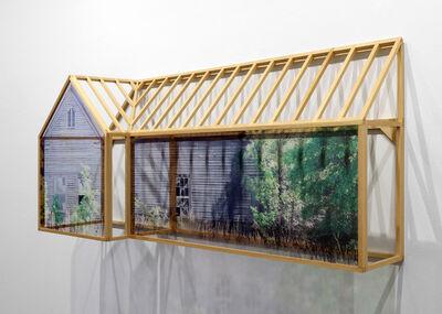 Frank Poor, 'Abandoned Farmhouse - Coward, SC', 2019