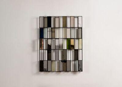 Kiko Lopez, 'Three Dimensional Mirrored Wall Installation', France 2018