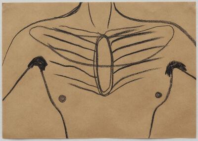 Silvia Bächli, 'Untitled', 1988