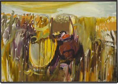 Tom Hodgson, 'Spanish Landscape with Olives', 1962