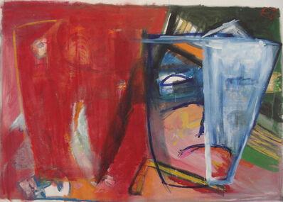 Kittie Bruneau, 'Trois masques Flottants ', 2007
