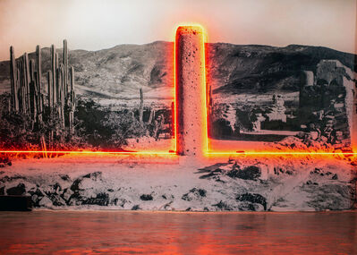 Sabino Guisu, 'Instalación Mitla', 2019