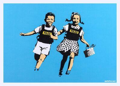 Banksy, 'Jack and Jill (Police Kids)', 2005