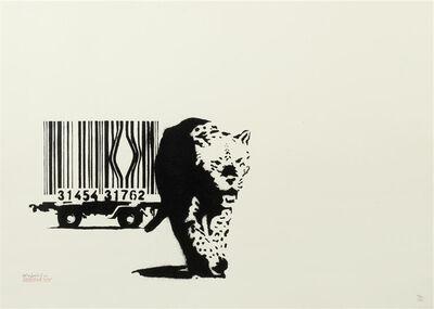 Banksy, 'Barcode - Signed', 2003