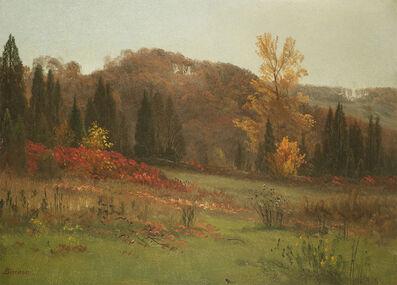 Albert Bierstadt, 'Autumn Landscape'