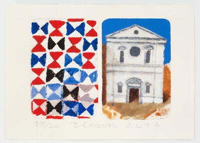 Joe Tilson, 'Stones of Venice, San Sebastiano', 2016