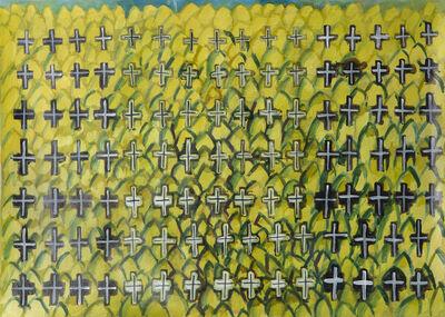 Nicky Marais, 'Green Graves', 2020