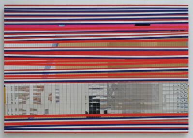 Isa Genzken, ' Soziale Fassade', 2002