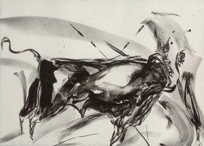 Elaine de Kooning, 'Untitled (Bull)'