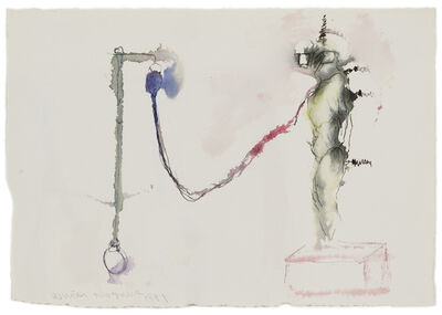 Lucia Nogueira, 'Untitled', 1988