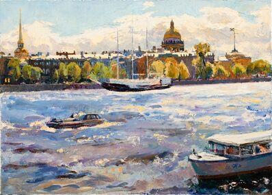 Lisa Mikhailova, 'Saint-Petersburg', 2005