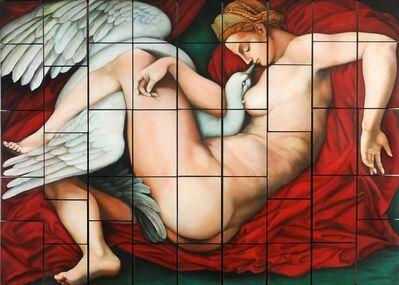 Camilla Ancilotto, 'Leda e Il Cigno', 2011-2012
