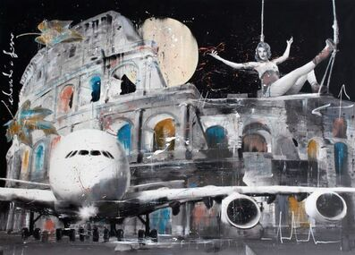 Mauro Paparella, 'Eternity or madness', 2019